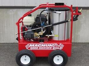 NEW GAS POWERED HOT WATER EASY KLEEN MAGNUM 4000 GOLD HOT PRESSURE WASHER