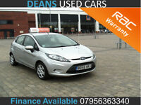 2009 Ford Fiesta 1.4TDCi Style FINANCE AVAILABLE