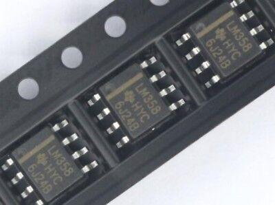 10PCS SOP LM358 LM358DR SOP 8 SOIC 8 SMD IC NEW