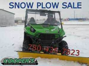 Save big on SNOWPLOWS ONLY at Cooper's Motorsports!
