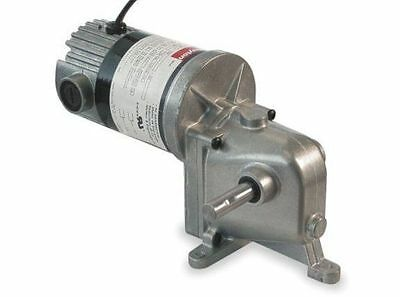 Dayton Model 1lrb1 Dc Gear Motor 10 Rpm 120 Hp Tenv 90vdc 4z725