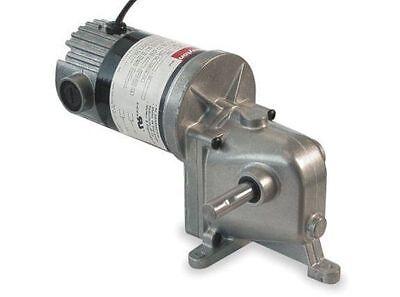 Dayton Model 1lra8 Dc Gear Motor 3 Rpm 120 Hp Tenv 90vdc 4z723