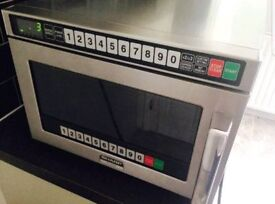 sharp r959slmaa. sharp 1900watt commercial microwave oven sharp r959slmaa c