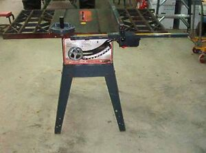 Craftsman 10 inch professional table saw