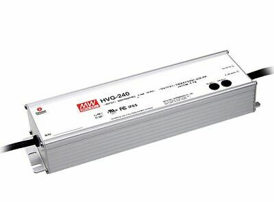 Mean Well Hvg-240-48b Power Supply Led Driver - 240w 48v 5a - Case Of 12