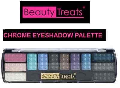 12 Colors Professional beauty treats Cosmetic Eyeshadow Eye