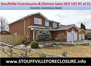 Stouffville Foreclosure - $$$!HUGE PRICE DISCOUNT-MUST SELL!$$$