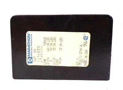 Marathon Power Distribution Block 1431555 600 U Load 4-14
