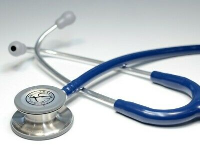 Littman Stethoscope Classic Iii 5622 Navy Blue W Tracking New