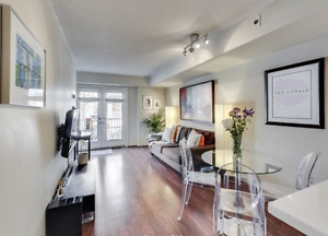 TOWNHOUSE CONDO KING WEST QUEEN WEST