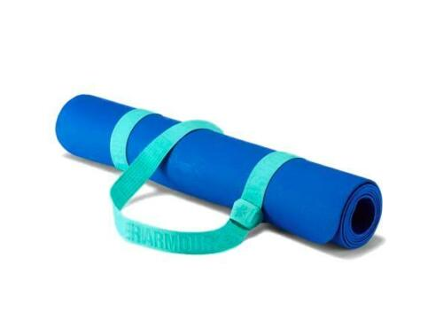 UNDER ARMOUR UA Training Yoga Mat Strap / Mat Not Included Teal