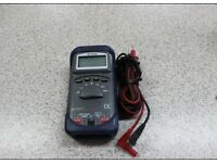 Snap on multimeter MT574C