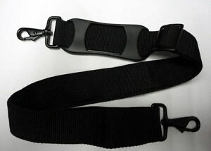 Black Replacement Shoulder Strap 1 1/2