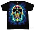 Skull Graphic Tee Regular 4XL T-Shirts for Men