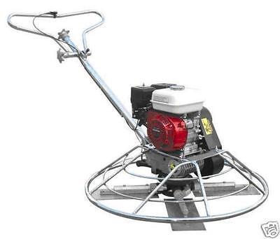 CONCRETE POWERFLOAT POWER FLOAT SCREEDER 36 inch 2 year uk warr red free pan