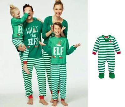 Kids Elf Pajamas (Macys Family Pajamas Set Elf Striped Pajama Set Toddler Kids, Mens, Womens)
