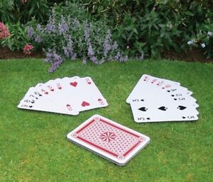 A3-GIANT-37CM-FULL-DECK-52-PLAYING-CARDS-SCHOOL-MAGIC-GARDEN-OUTDOOR-POKER-PLAY