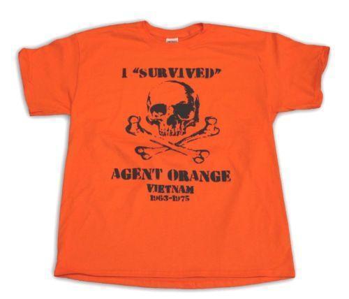 b76d27ba3 Agent Orange Shirt