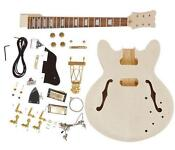 6 String Hollow Body Electric Guitar