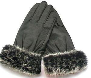 29956672f Rabbit Fur Gloves | eBay