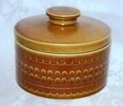 Hornsea Butter Dish