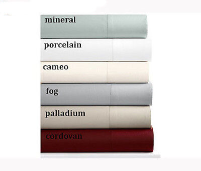 Charter Club Collection Solid Gray 700 Tc Standard Pillowcases