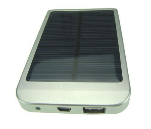 Solar Power Rechargeable Batteries Ebay