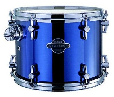 "Bass Drum SONOR Smart Force 20 x 17.5"",  brushed blue, Ausst.St."