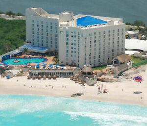 Get Away from Winter at a Luxury Resort in Cancun, Mexico