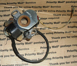 Old Tecumseh 6 hp HH-60 Magento Coil 610694A Assembly
