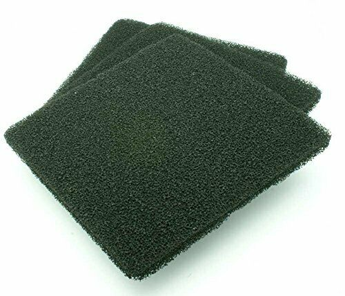 Pack of 3 Replacement Carbon Filters for Xytonic 426DLX / 456DLX Fume Extractors