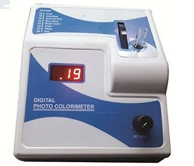 Digital Photo Colorimeter