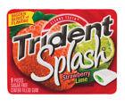 Trident Strawberry Chewing Gum