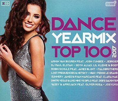 Dance Year Mix Top 100 - 2017 [CD]