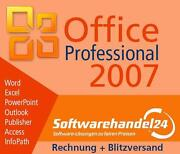 Microsoft Office 2007 Professional Deutsch