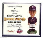 MN Twins Bobbleheads