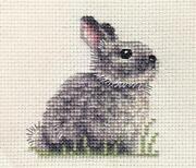 Rabbit Cross Stitch Kit