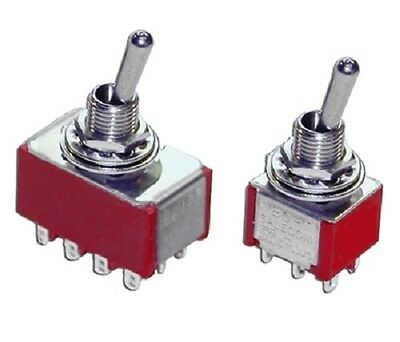 Miniatur plattenmontage Kippschalter hochwertig Industrie- kommerzieller Aero