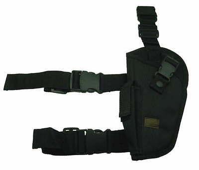Black Tactical Left Handed Elite Leg Gun Holster BB Airsoft Pistol Handgun 204BL