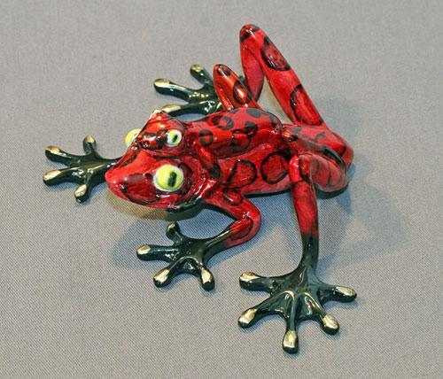 """""""Hitchhiker"""" Limited Edition Sculpture by Barry Stein"""