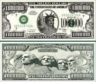 2001 Dollar Bill