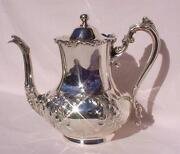 Antique English Teapot