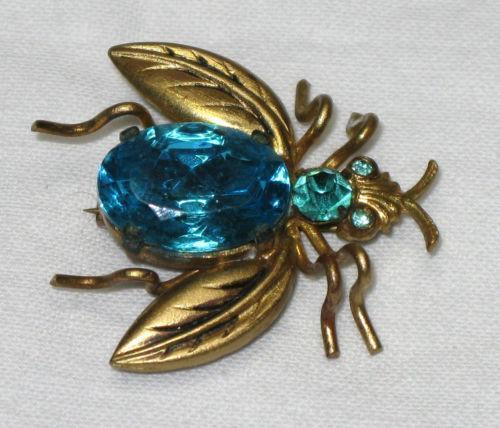 Antique Bug Jewelry