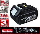 Genuine Makita 18V Battery