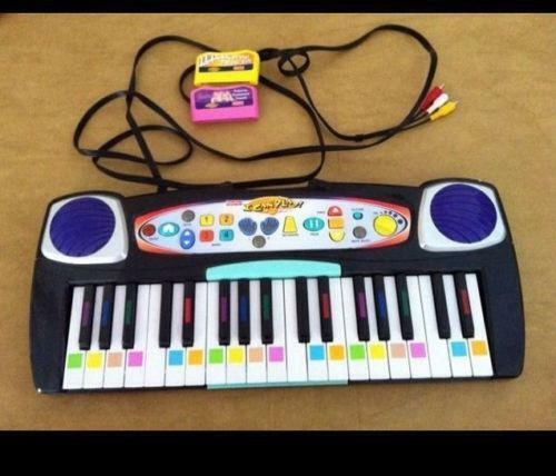 Fisher Price I Can Play Piano Ebay