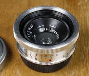 Leica Screw Mount