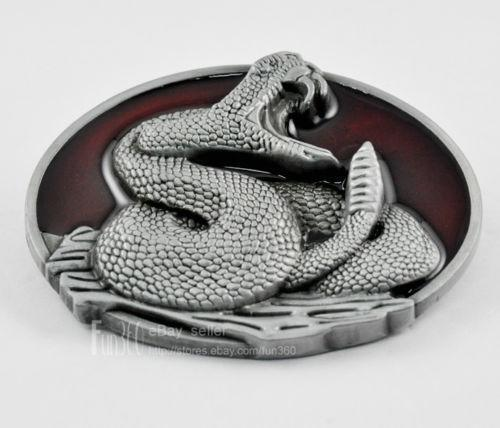 Rattlesnake Belt Ebay