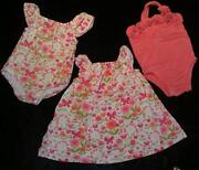 Baby Girl Clothes Lot 6-12