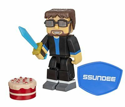 Tube Heroes  Ssundee  Figure With Accessories  Multi Colour