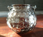 Deko-Kerzenständer & -Teelichthalter aus Glas mit Weihnachtskugel